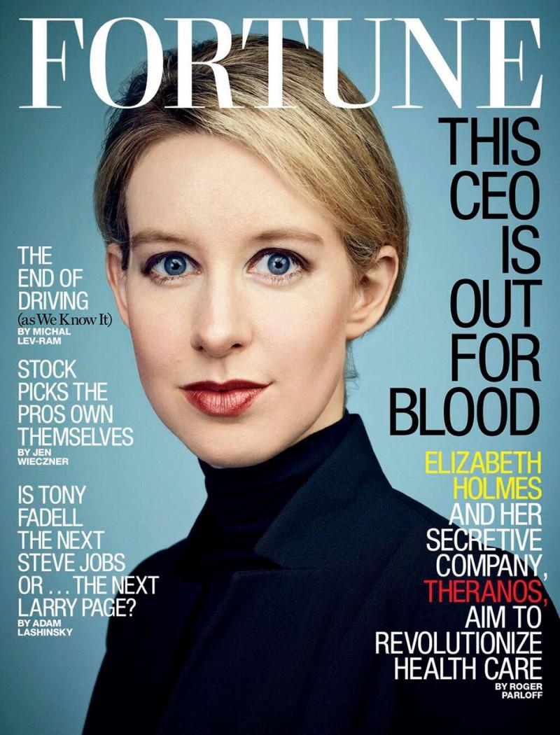 史上最年輕的女富豪,30歲大學沒畢業的她擁有45億美元身家 5