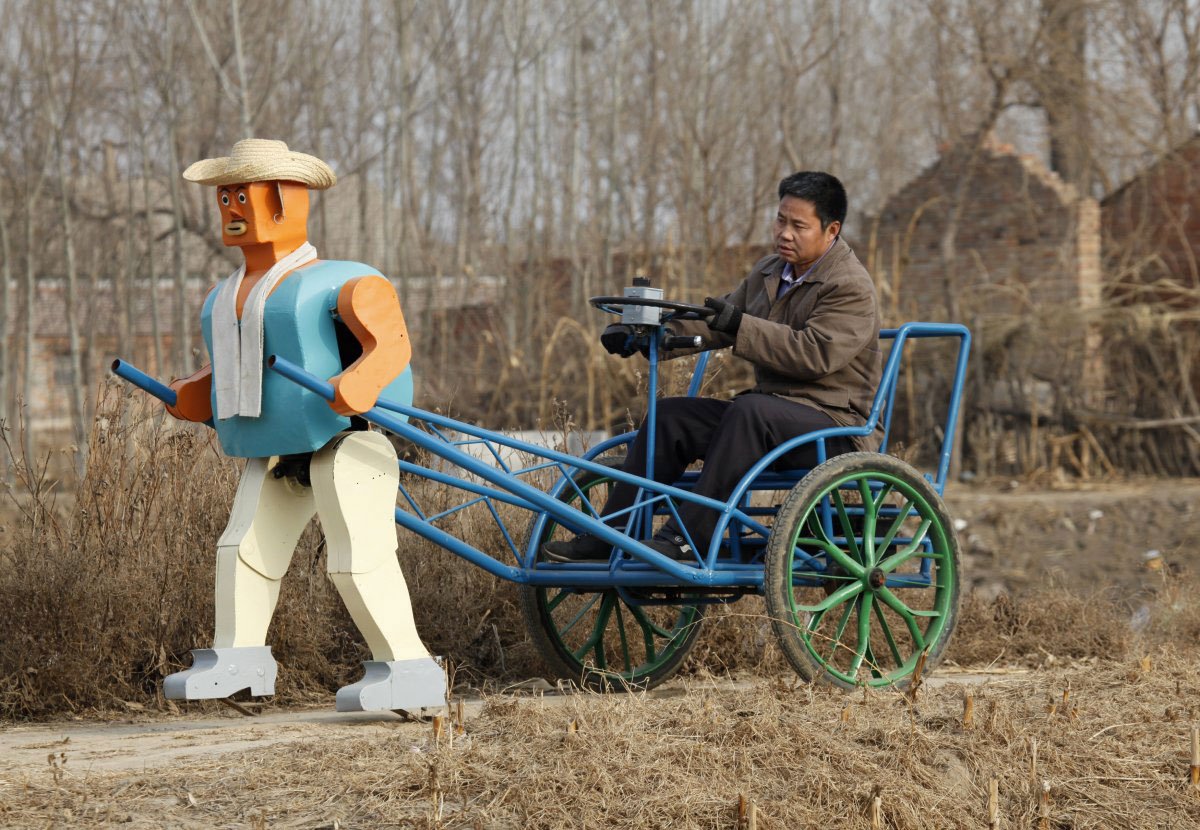 高手在民間!中國大陸民間的31個創意發明  31
