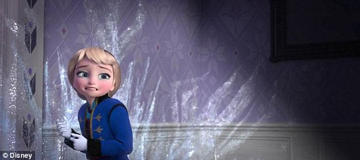 為《冰雪奇緣》女主角Elsa配音的童星因不滿報酬,向法院提起訴訟 2