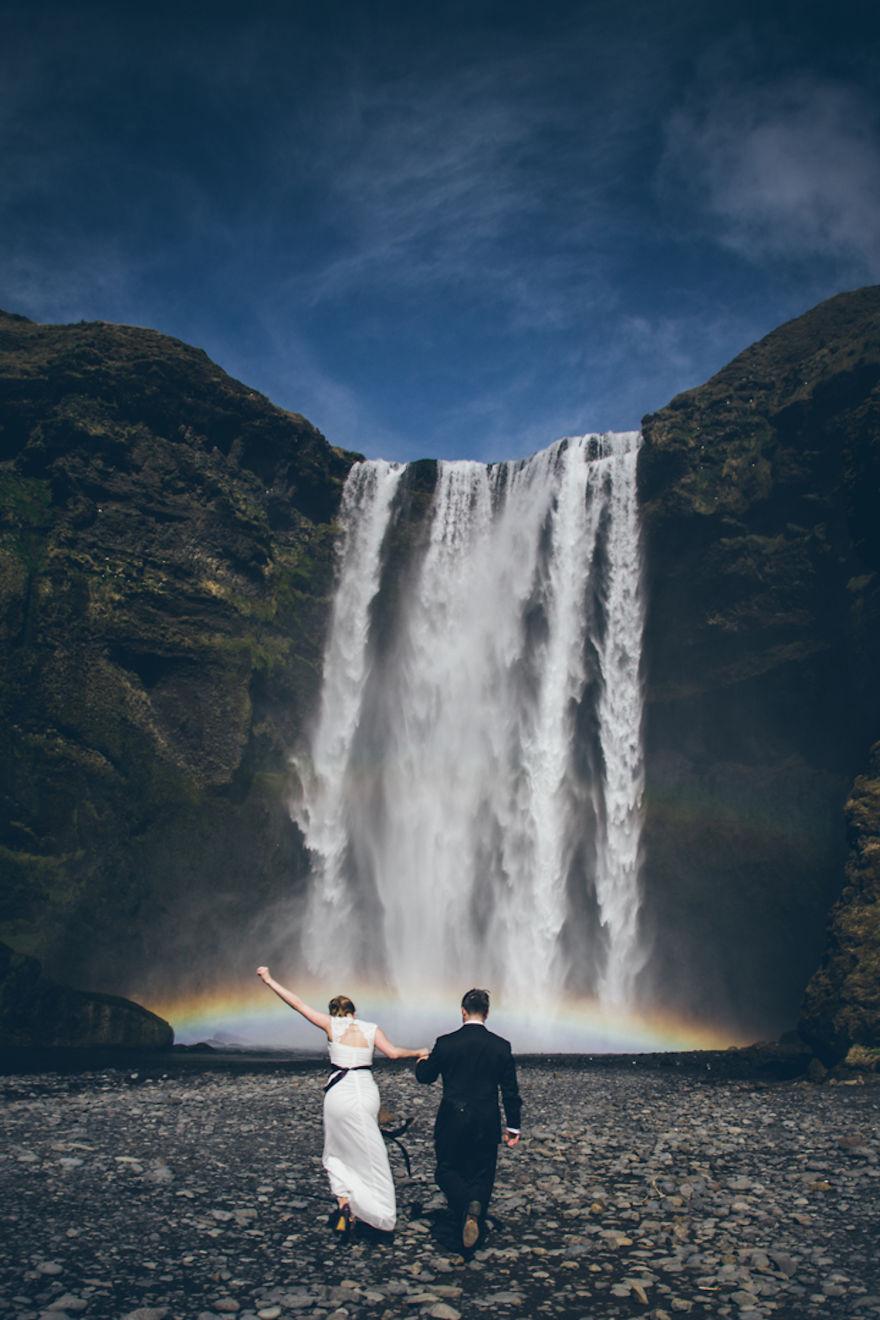Iceland: Same Sex Wedding Wonderland 4