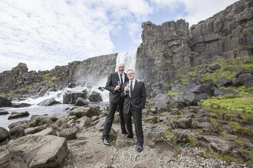Iceland: Same Sex Wedding Wonderland 11