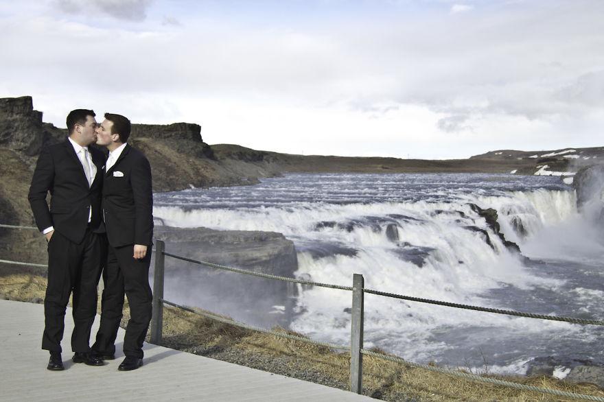 Iceland: Same Sex Wedding Wonderland 14