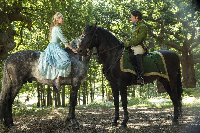 The First 'Cinderella' Trailer 1
