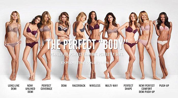 "Victoria's Secret宣揚不切實際的""完美身材""遭炮轟 1"