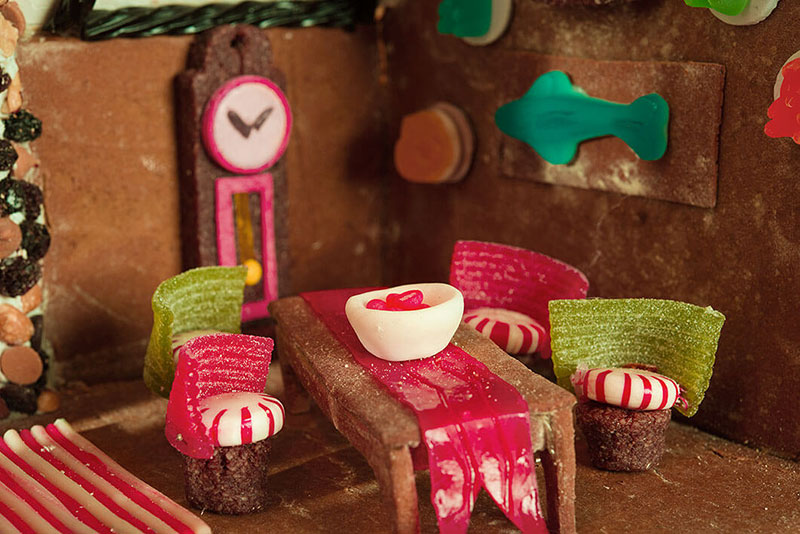 A Website That Lets You Book A Virtual Stay like Gingerbread House 5