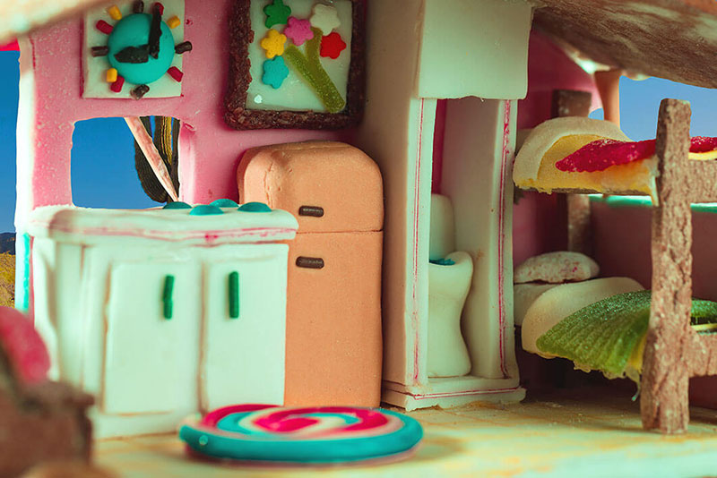 A Website That Lets You Book A Virtual Stay like Gingerbread House 7