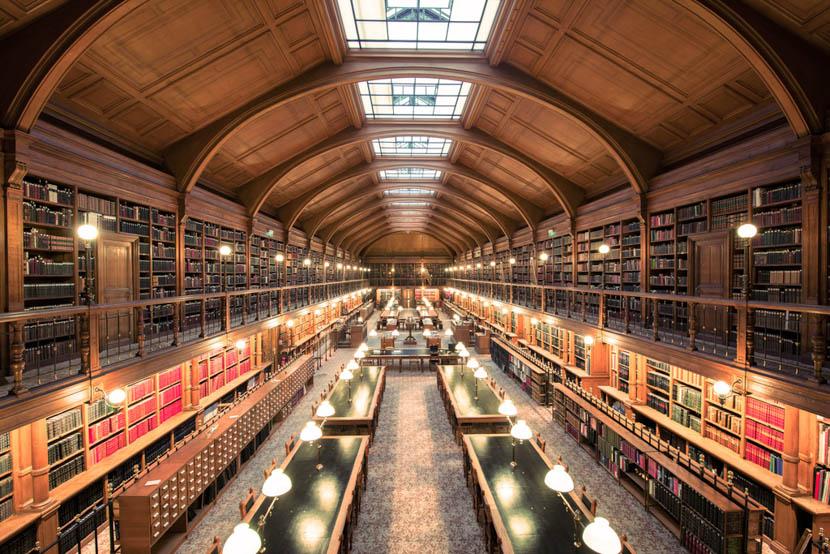 世界10座富麗堂皇的圖書館 1