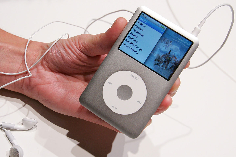 蘋果經典停產商品iPod classic現在竟然要價高達600英鎊? 1