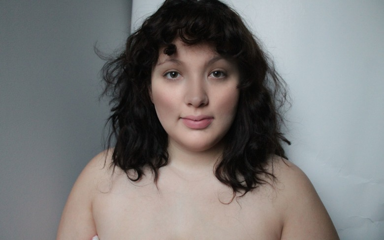 Plus-Size Woman Gets Photoshopped Based On 21 Cultures Of Beauty 2