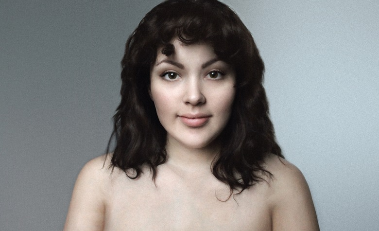 Plus-Size Woman Gets Photoshopped Based On 21 Cultures Of Beauty 22