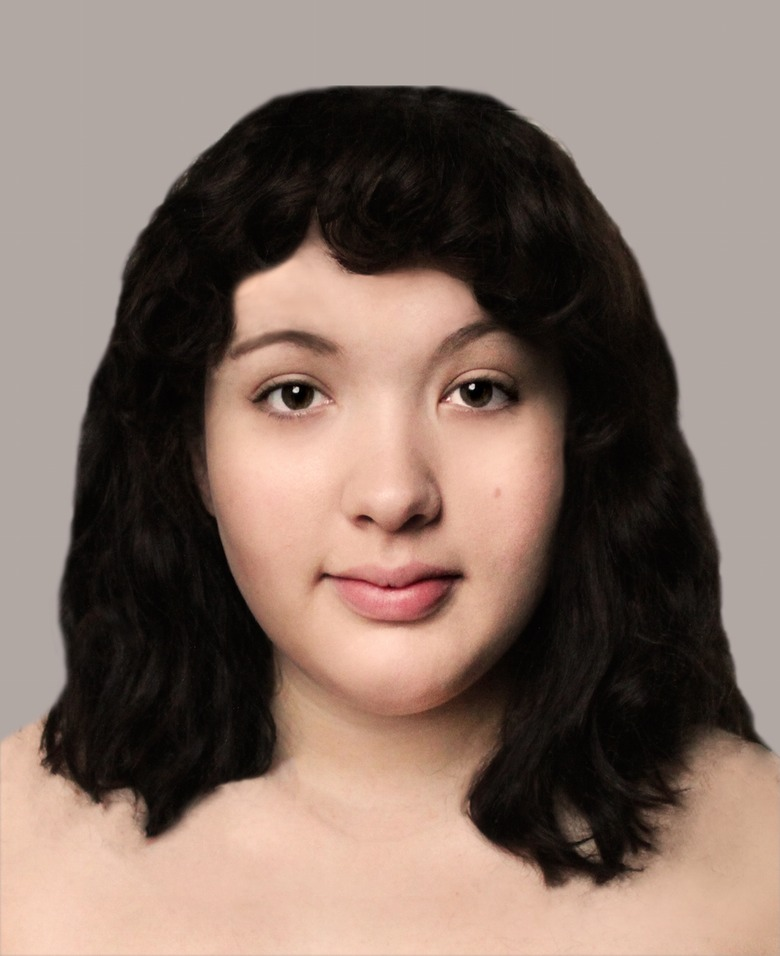 Plus-Size Woman Gets Photoshopped Based On 21 Cultures Of Beauty 25