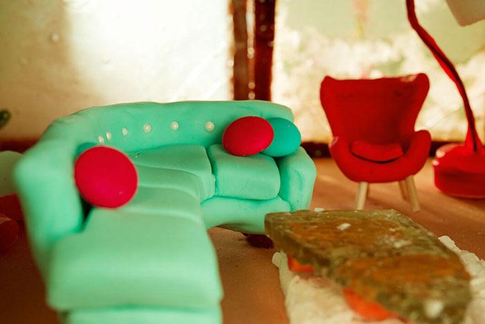 今年聖誕節最有意義的禮物:上網為自己預訂一晚「薑餅屋」假期吧! 2