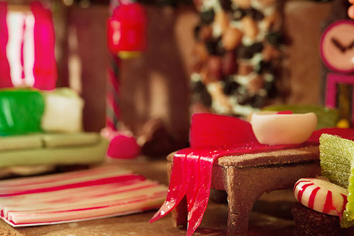 今年聖誕節最有意義的禮物:上網為自己預訂一晚「薑餅屋」假期吧! 4