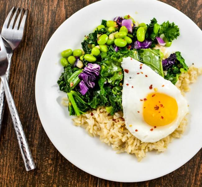 「一日之計在於晨」,29種簡單又美味的早餐讓你在新的一年吃得更健康 2