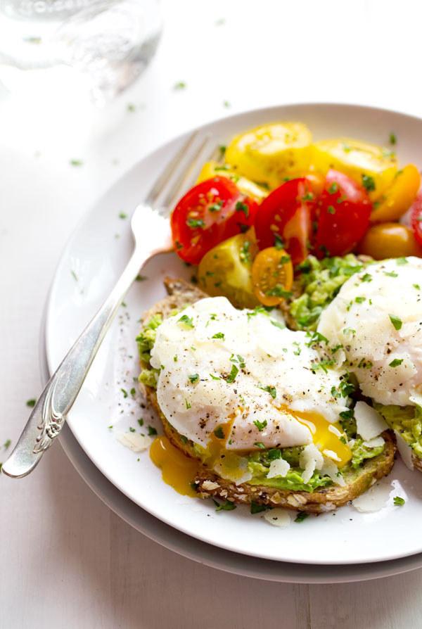 「一日之計在於晨」,29種簡單又美味的早餐讓你在新的一年吃得更健康 9
