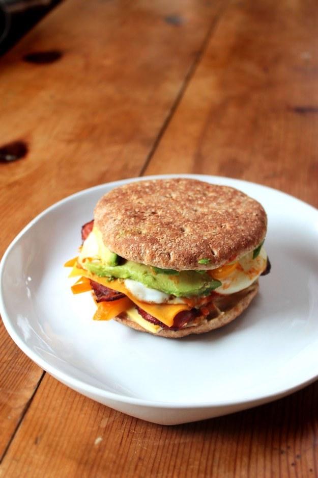 「一日之計在於晨」,29種簡單又美味的早餐讓你在新的一年吃得更健康 12