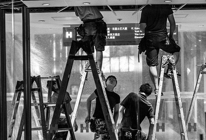 用鏡頭開啟新生活:香港一位菲傭攝影師贏得人權獎學金 3