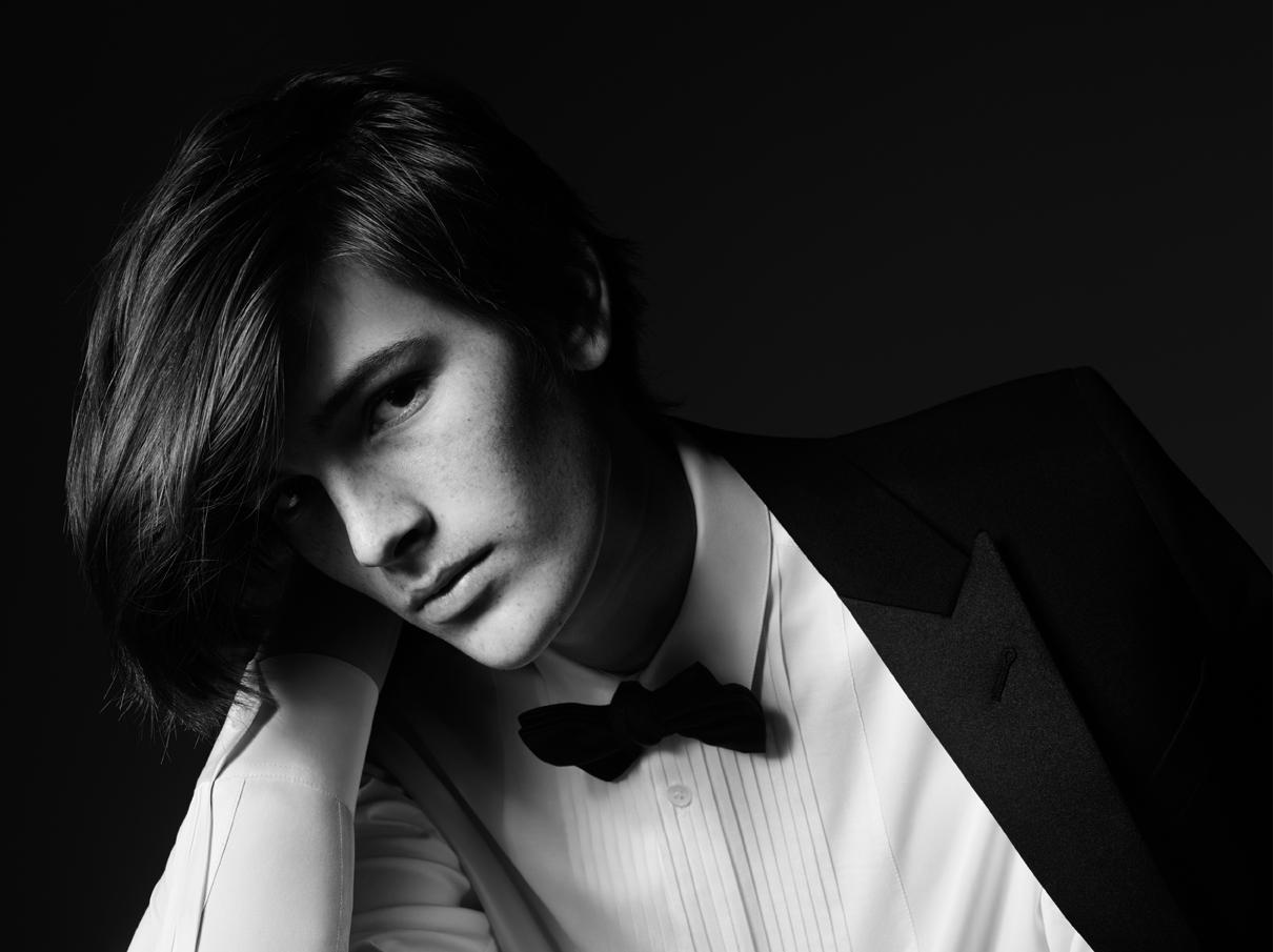 former 007 actor Pierce Brosnan's model son Dylan 6