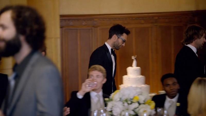 讓女孩們羨慕不已的難忘婚禮:Maroon 5 突襲甜蜜獻唱 2