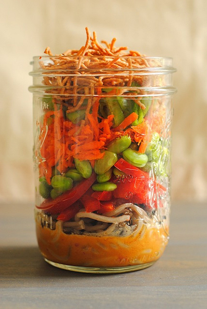 Mason Jar Salads That Will Transform Your Lunchtime 5