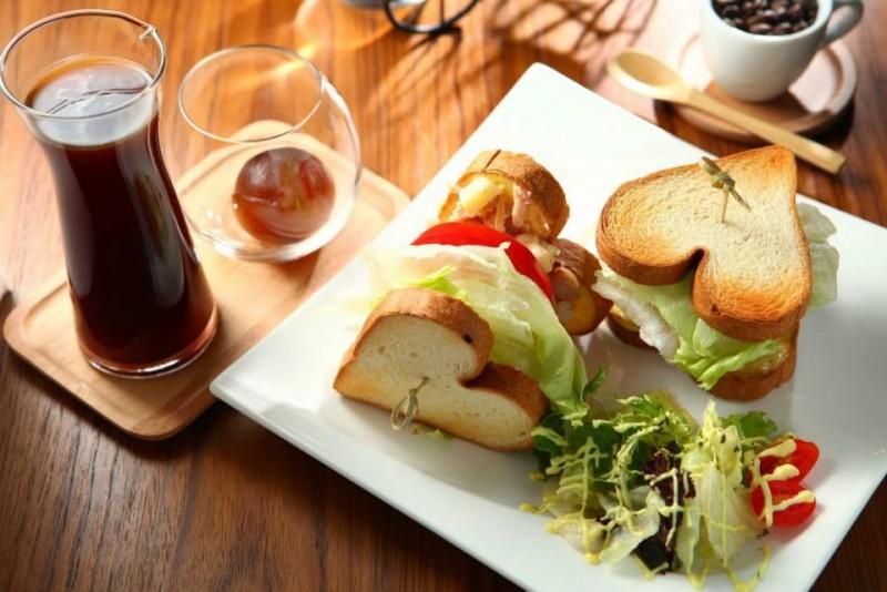 精選台北6家質感平價咖啡廳,小荷包也能享受悠閒午後 22