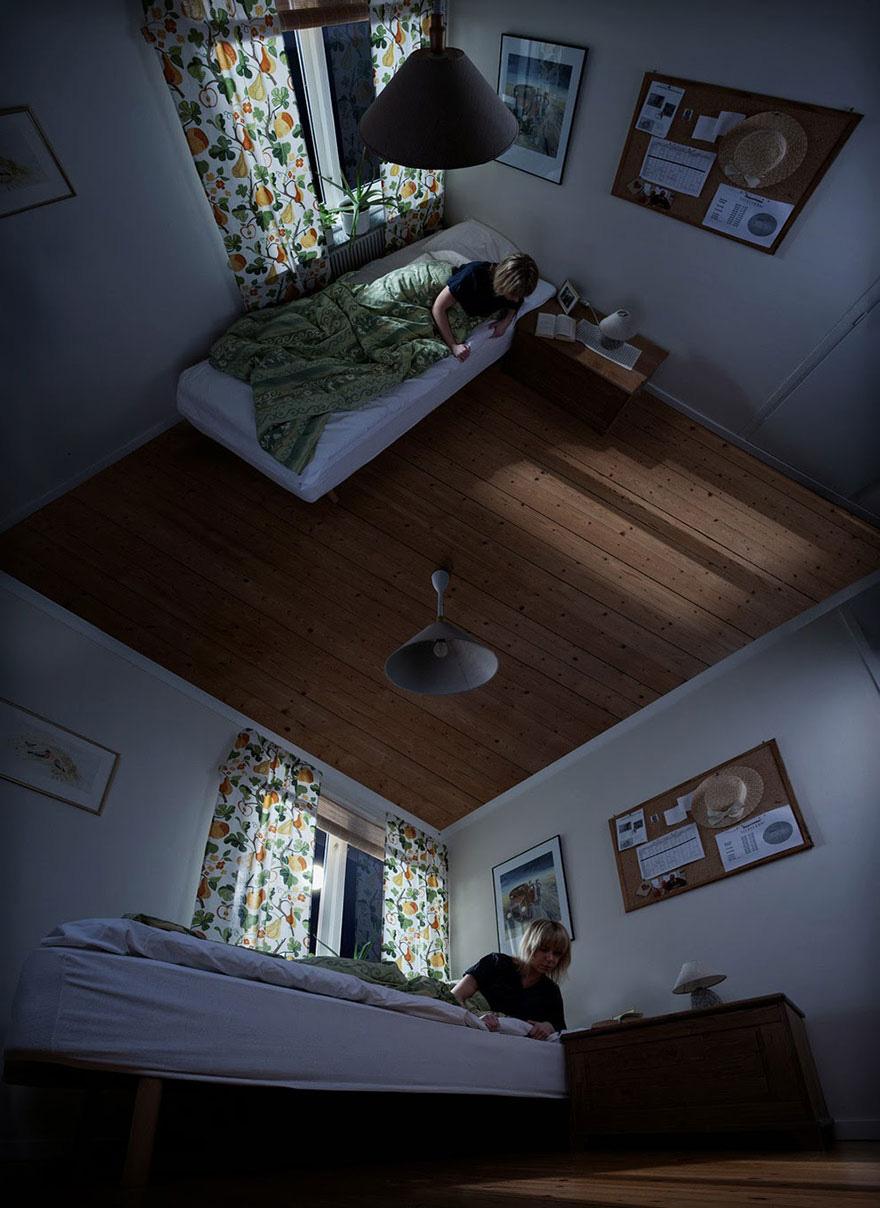 Mind-Bending Optical Illusions By Swedish Photoshop Master Erik Johansson 2