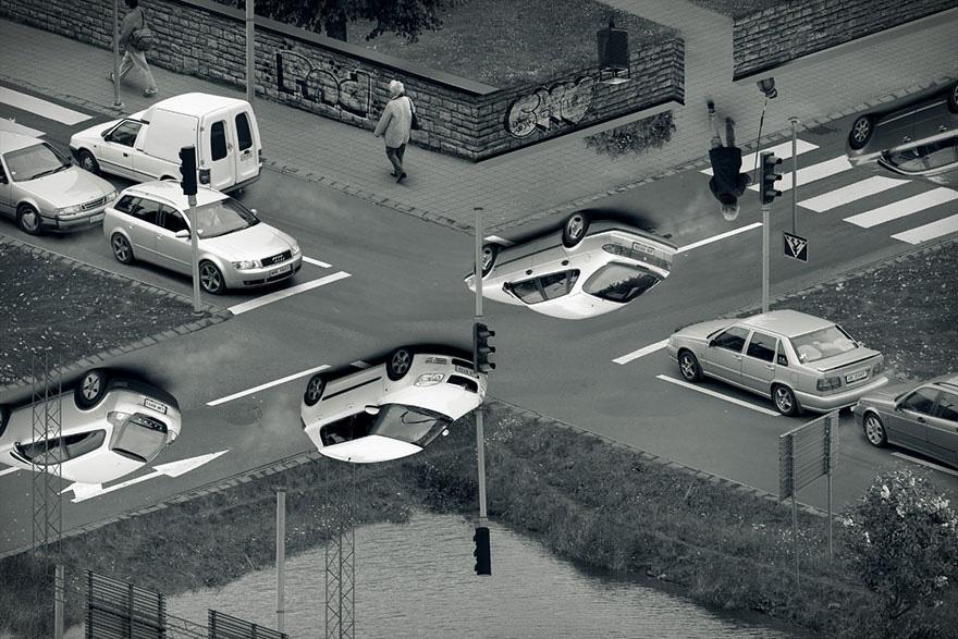 Mind-Bending Optical Illusions By Swedish Photoshop Master Erik Johansson 10