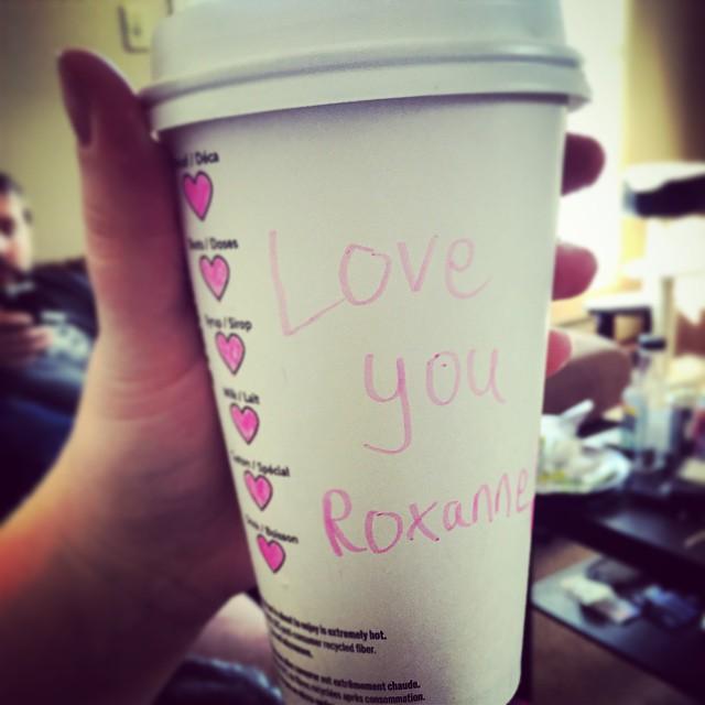 Starbucks Adds Sweet Heart Symbols for Valentine's Day 5