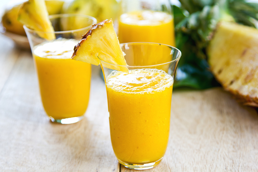 Try This Smoothie If You're Recovering From a Cold or Flu 3