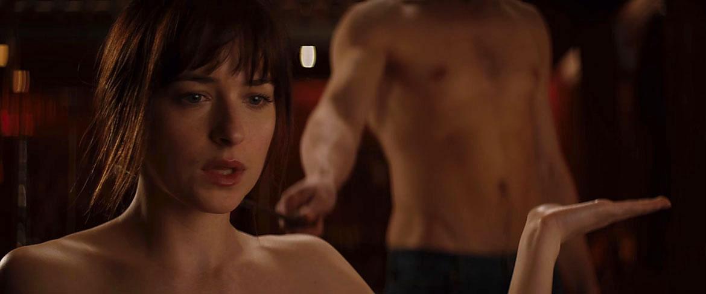 忘記電影版吧!《Fifty Shades of Grey》DVD 還有十分鐘的隱藏版場景 4