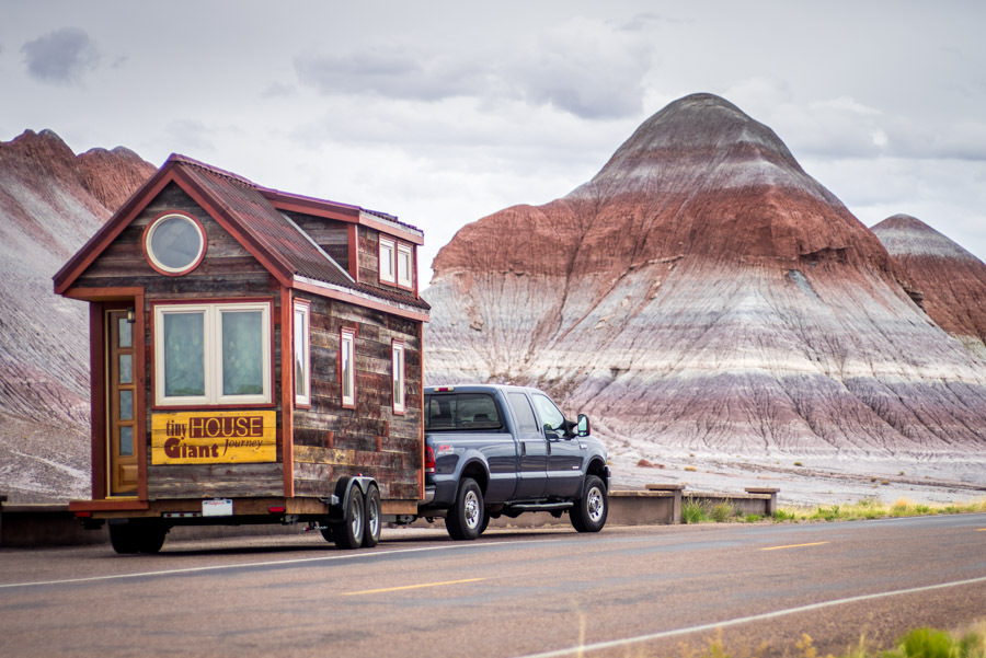 This Couple Built A Tiny House And Traveled Around The Country, Writing And Taking Photos — PHOTOS 16