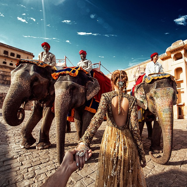 Travel Like A Pro :跟著15位Instagram旅遊達人學習探索世界之美 12