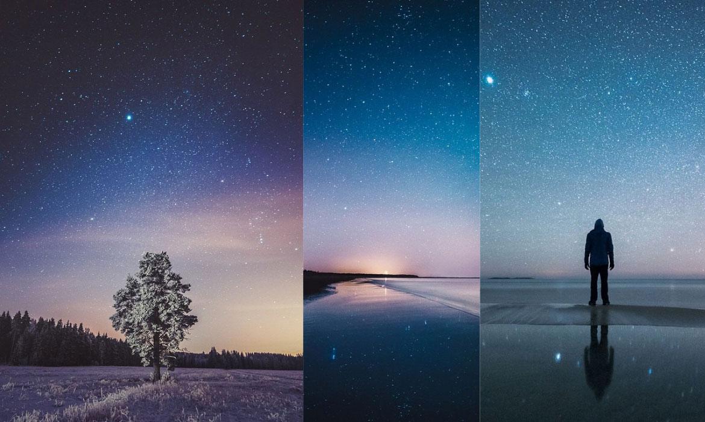 Counting Stars on Instagram:芬蘭的星空美得令人屏息 ‧ A Day Magazine