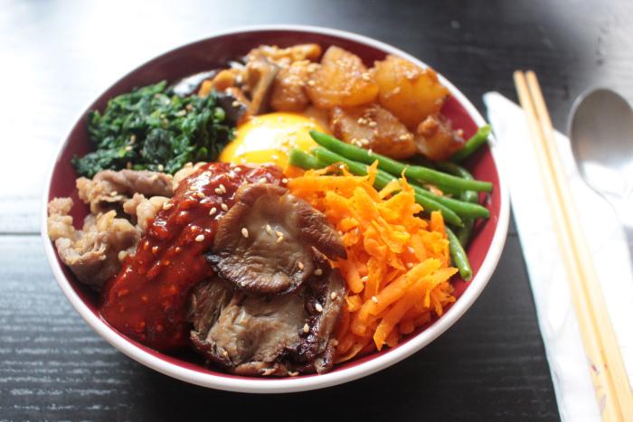 韓式拌飯初體驗 – KOREAN BIBIMBAP 16