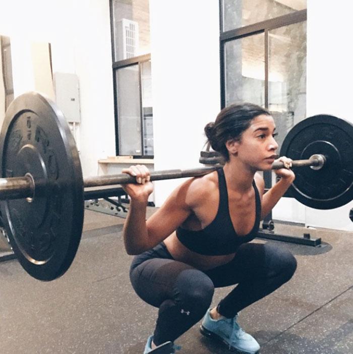 為什麼女生不可以只跑步只節食,而是要做重力訓練(才會有SNSD的身材!)- [Hal Tam SHRED] 3