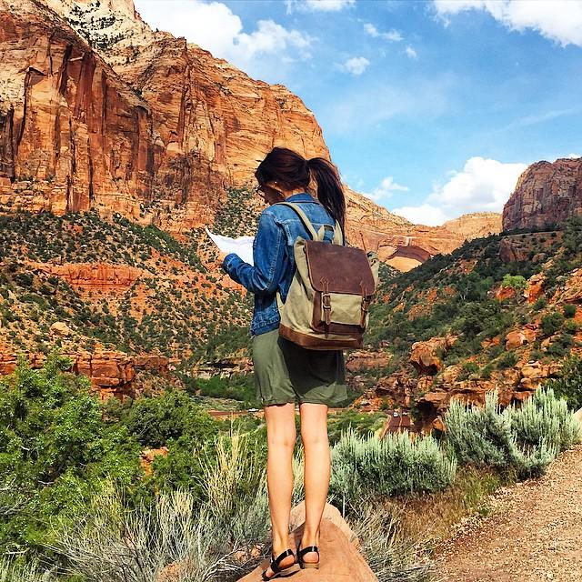獨自旅行時如何拍出厲害照片?讓一個人環遊世界的澳洲女孩Brooke Saward為你解答 12