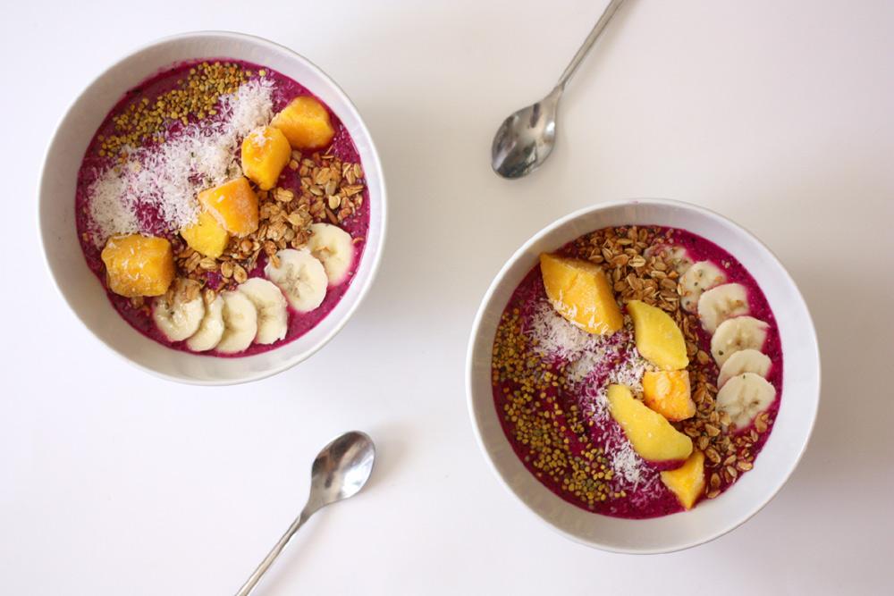 New Breakfast Trend: The pitaya bowl 6