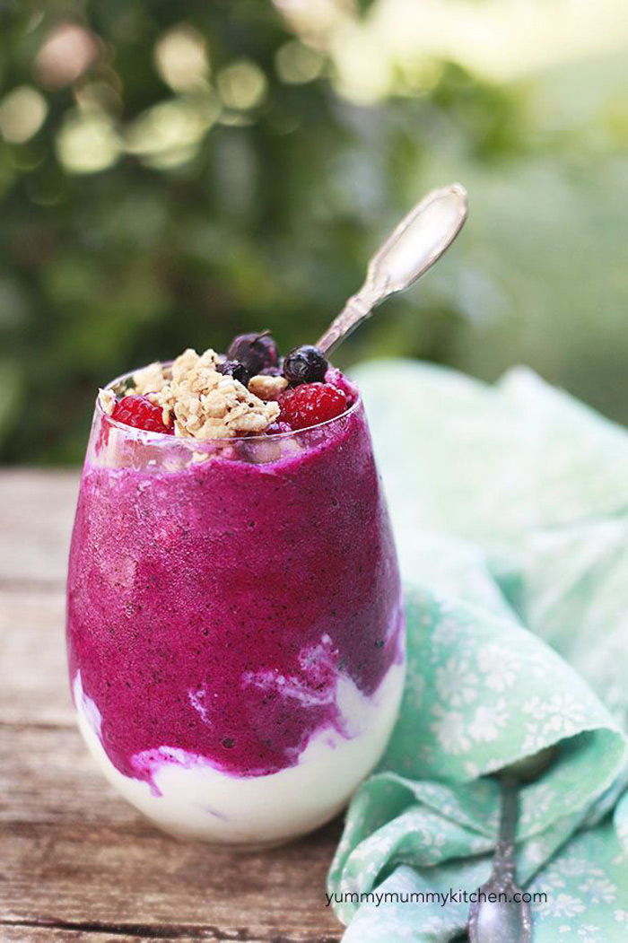 New Breakfast Trend: The pitaya bowl 7