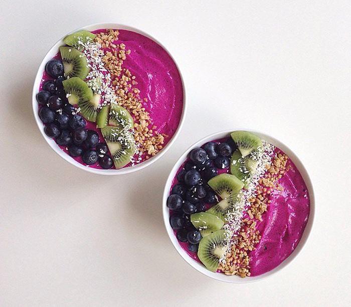 New Breakfast Trend: The pitaya bowl 9