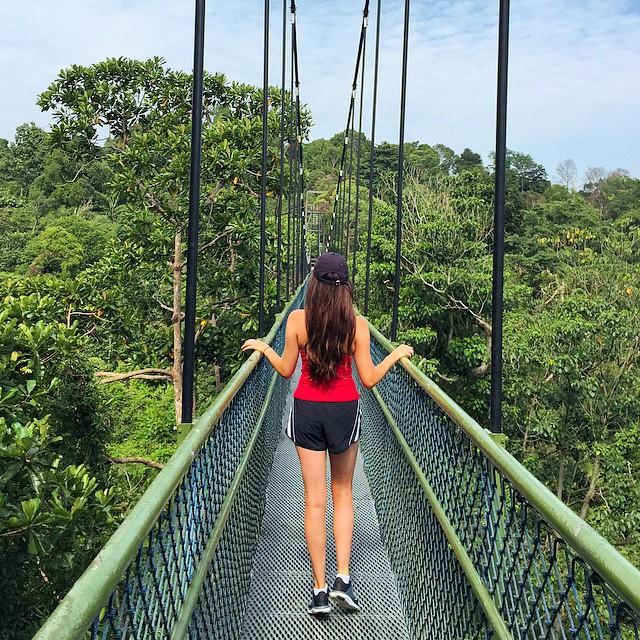 一年跑遍六大洲五十國,認識這位年僅23歲就能邊環遊世界邊賺錢的女孩 22