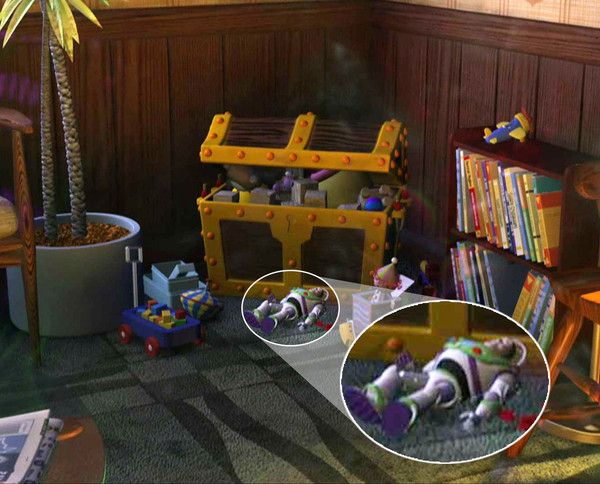 A closer look at pixar's many easter eggs 10