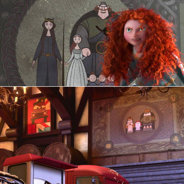 A closer look at pixar's many easter eggs 24