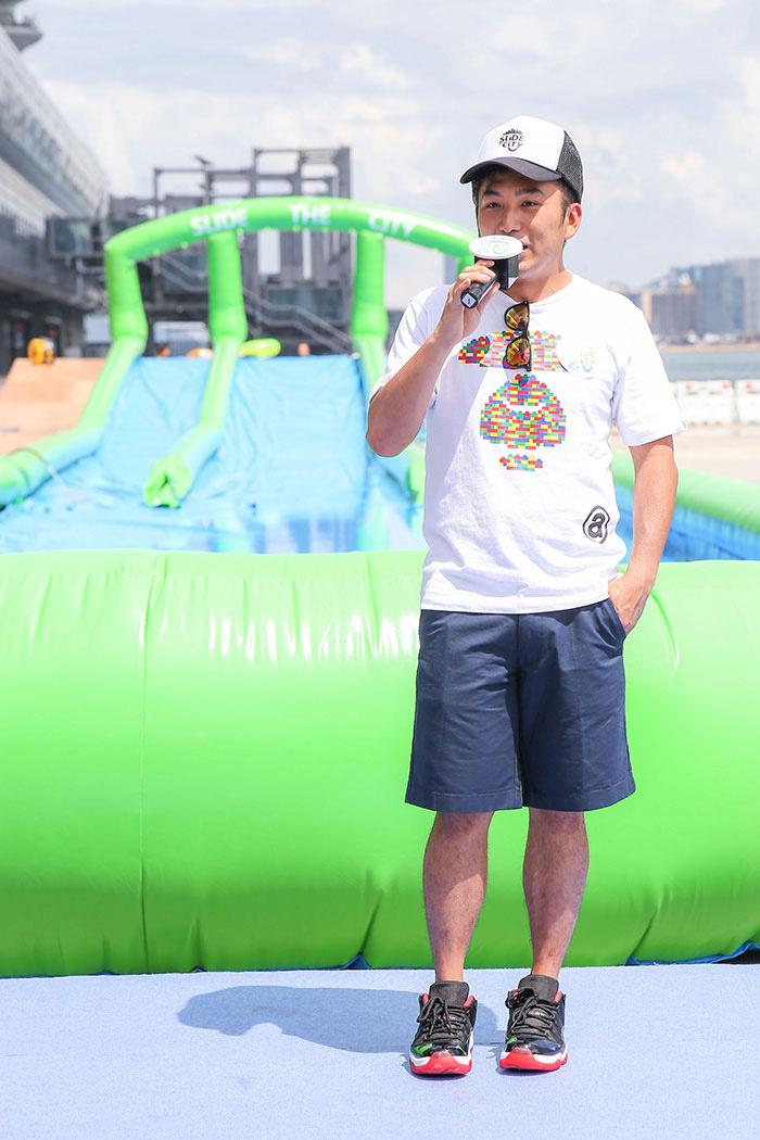 AAPE BY A BATHING APE presents SlideTheCity HK 2