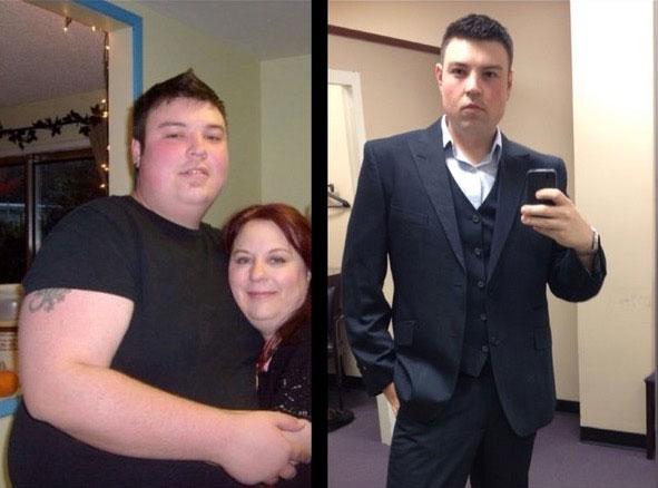 想瘦身的人都該聽聽他們的故事:12位成功大幅減重的素人分享瘦身訣竅 9