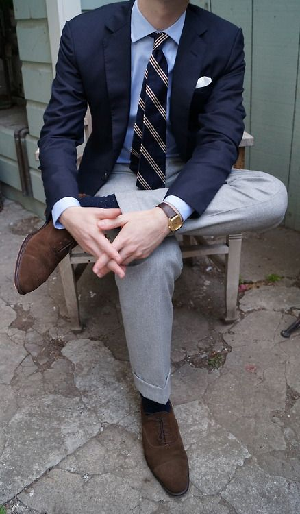 日本女性票選出「男人的10大糟糕穿搭」,是否也說中你的心聲? 6