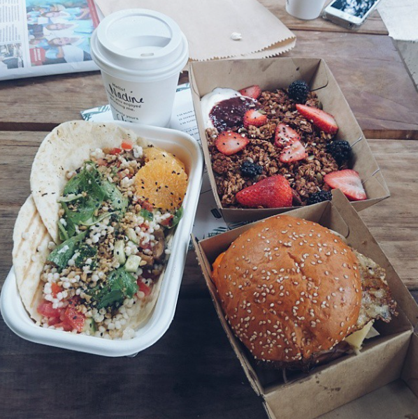 Let's Have Brunch : 24家非常值得分享上Instagram的悉尼咖啡館 1