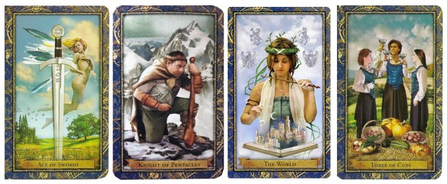 塔羅心理測驗 -「一張牌看穿妳內心最渴望得到的東西」 2