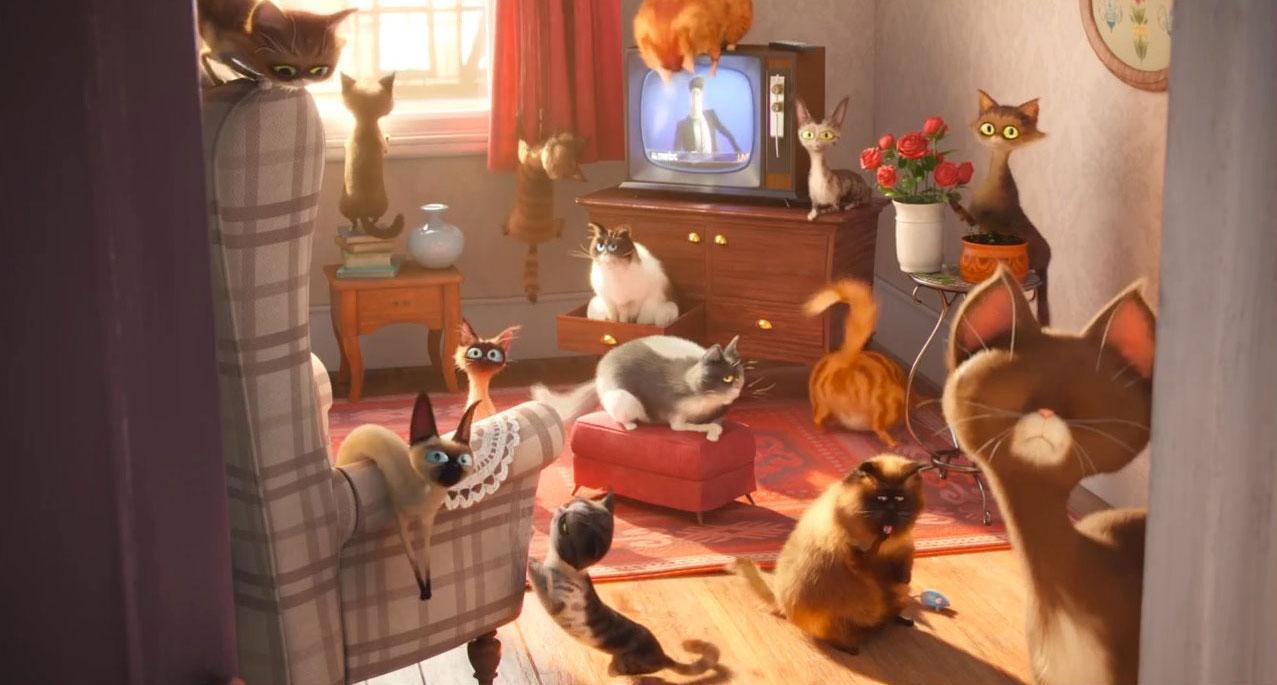 The Secret Life Of Pets - Official Teaser Trailer 7