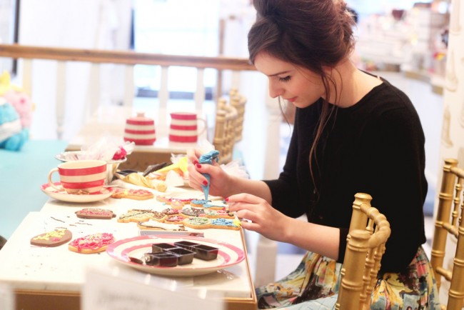 Dream Shop:每個女生心中都有的開店夢 6