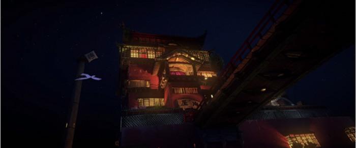 Stunning 3D Tribute To Studio Ghibli And Hayao Miyazaki 2